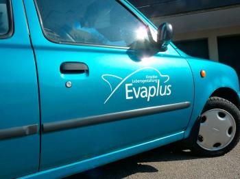 EvaPlus_Beschriftung_Auto_w1000
