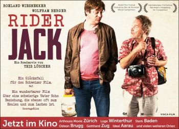 Rider-Jack - Inserat ZüriTipp